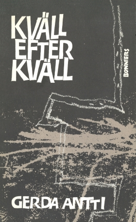 E-bok Kväll efter kväll : noveller av Gerda Antti