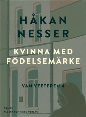 E-bok Kvinna med födelsemärke av Håkan Nesser
