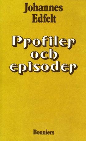 Profiler och episoder