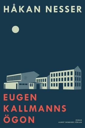 E-bok Eugen Kallmanns ögon av Håkan Nesser