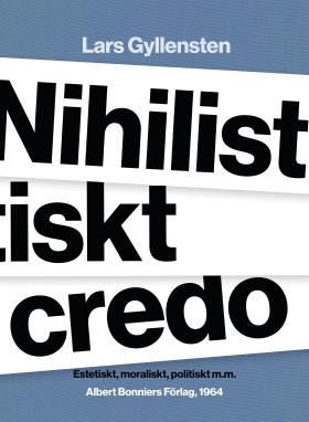 Nihilistiskt credo