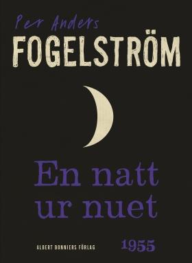 E-bok En natt ur nuet av Per Anders Fogelström