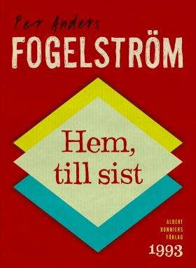 E-bok Hem, till sist av Per Anders Fogelström