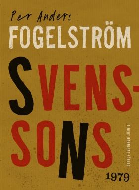 E-bok Svenssons av Per Anders Fogelström