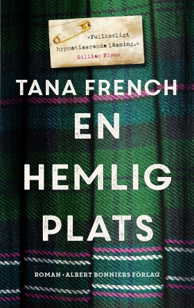 E-bok En hemlig plats av Tana French