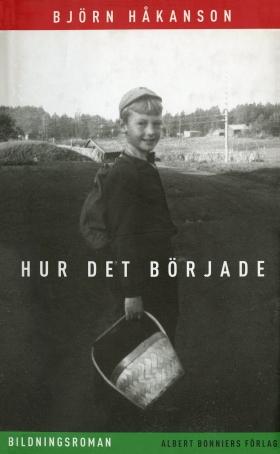 E-bok Hur det började : bildningsroman av Björn Håkanson