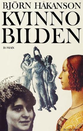 E-bok Kvinnobilden : romantisk roman av Björn Håkanson