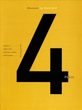 E-bok 4 påhitt : styckevis, skilda stilar, ordentligt ordnade, med marginal av Åsa Maria Kraft