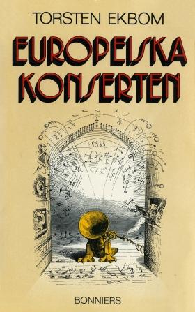E-bok Europeiska konserten av Torsten Ekbom