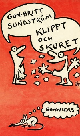 E-bok Klippt och skuret : Kåserier av Gun-Britt Sundström