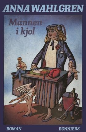 E-bok Mannen i kjol av Anna Wahlgren