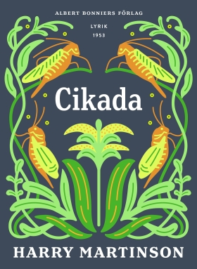 E-bok Cikada : dikter av Harry Martinson