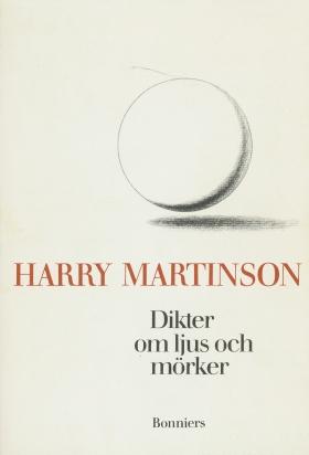 E-bok Dikter om ljus och mörker av Harry Martinson