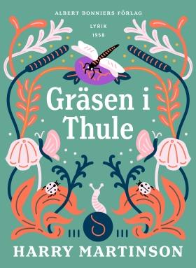 E-bok Gräsen i Thule : dikter av Harry Martinson