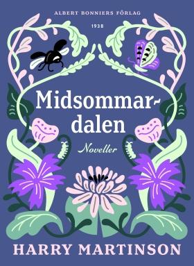 E-bok Midsommardalen : Noveller av Harry Martinson