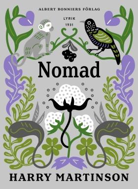 E-bok Nomad : dikter av Harry Martinson
