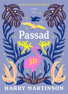 E-bok Passad : dikter av Harry Martinson