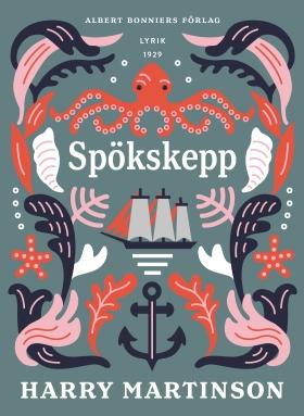 E-bok Spökskepp : Dikter av Harry Martinson
