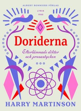 E-bok Doriderna : Efterlämnade dikter och prosastycken av Harry Martinson