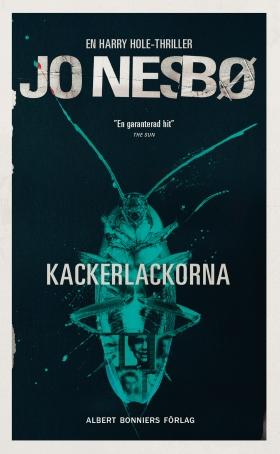 E-bok Kackerlackorna av Jo Nesbø