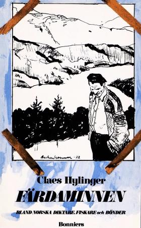 E-bok Färdaminnen : bland norska diktare, fiskare och bönder av Claes Hylinger