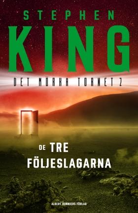 E-bok De tre följeslagarna av Stephen King