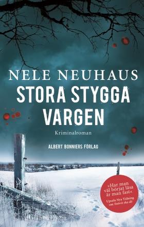 Stora stygga vargen av Nele Neuhaus