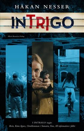 E-bok Intrigo av Håkan Nesser