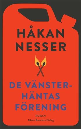 E-bok De vänsterhäntas förening av Håkan Nesser