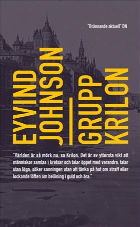 E-bok Grupp Krilon av Eyvind Johnson