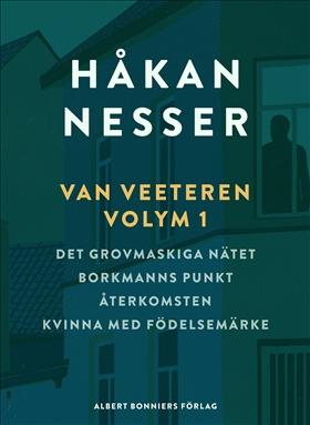 Van Veeteren 1  av Håkan Nesser