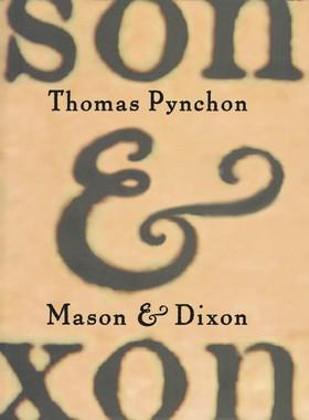 Mason & Dixon av Thomas Pynchon