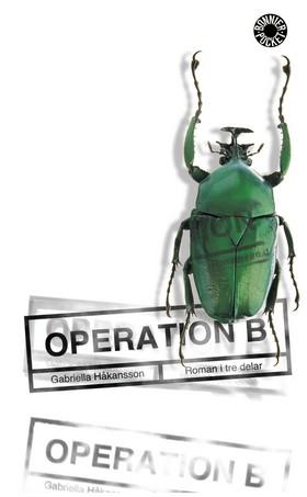 OperationB av Gabriella Håkansson