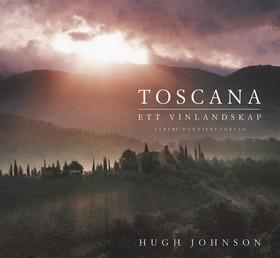 Toscana: Ett vinlandskap