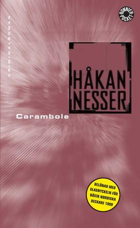 Carambole av Håkan Nesser