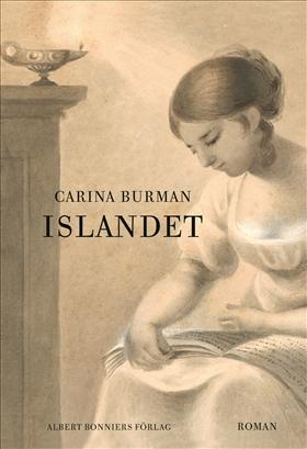 Islandet av Carina Burman