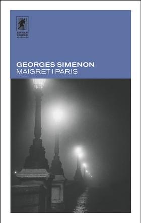 Maigret i Paris av Georges Simenon