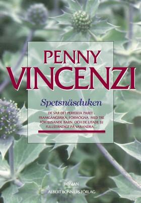 Spetsnäsduken av Penny Vincenzi