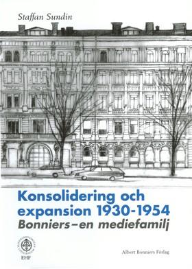 Konsolidering och expansion 1930-1954