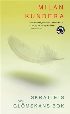 Skrattets och glömskans bok