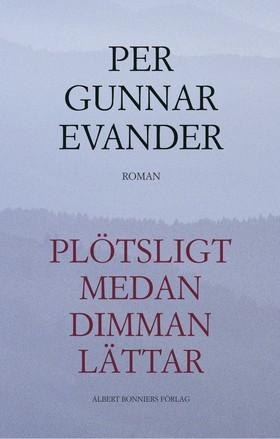 Plötsligt medan dimman lättar av Per Gunnar Evander
