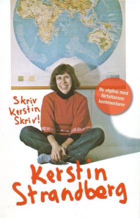 Skriv Kerstin skriv! av Kerstin Strandberg