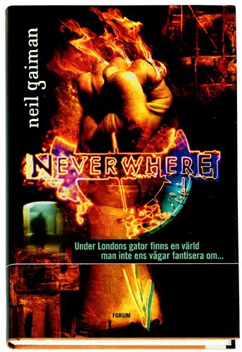 Neverwhere av Neil Gaiman