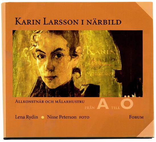 Karin Larsson i närbild. Allkonstnär och...