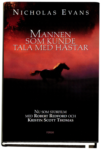 Mannen som kunde tala med hästar av Nicholas Evans