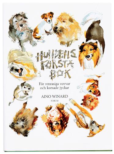 Hundens första bok