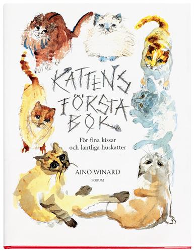 Kattens första bok