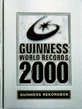 Guinness Rekordbok 2000