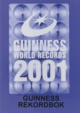 Guinness Rekordbok 2001