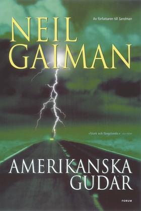 Amerikanska gudar av Neil Gaiman